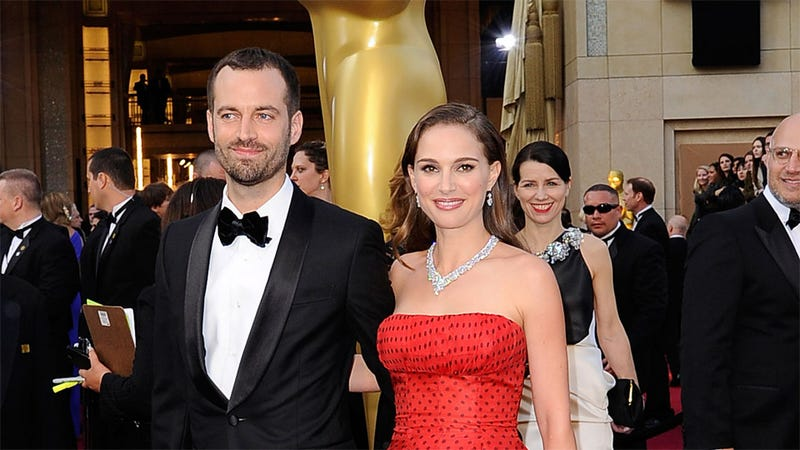 Did Natalie Portman Secretly Get Married and Not Tell Us?
