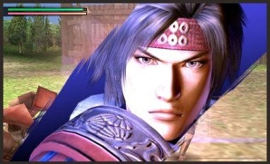 How Samurai Warriors 3DS Plays While You're Not Playing