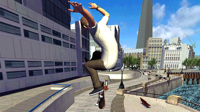The Sadness Of The New Tony Hawk Game
