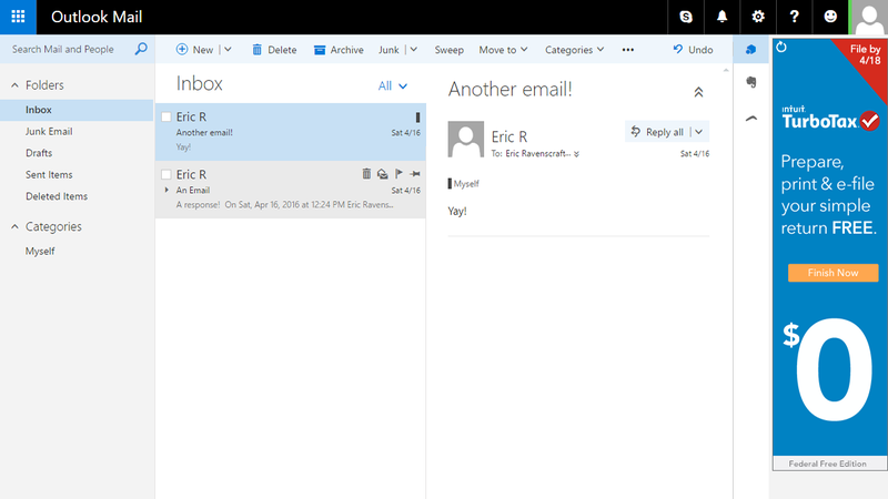 Web Email Showdown: Gmail vs. Outlook.com