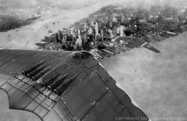 The Nazi Planes That Could Have Dropped a Nuclear Bomb in NYC