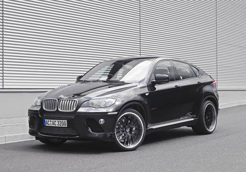 AC Schnitzer BMW X6 Proves You Can Make The X6 Look Worse