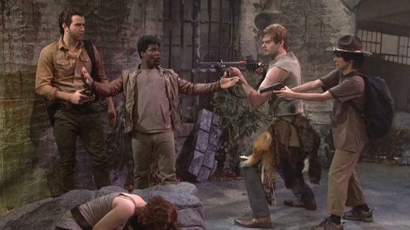 SNL Proves That Racism Won't Die, Even After The Undead Apocalypse