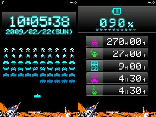 The Space Invaders iPhone Utilities