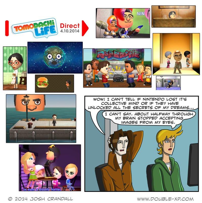 Sunday Comics: Into The Baby Box