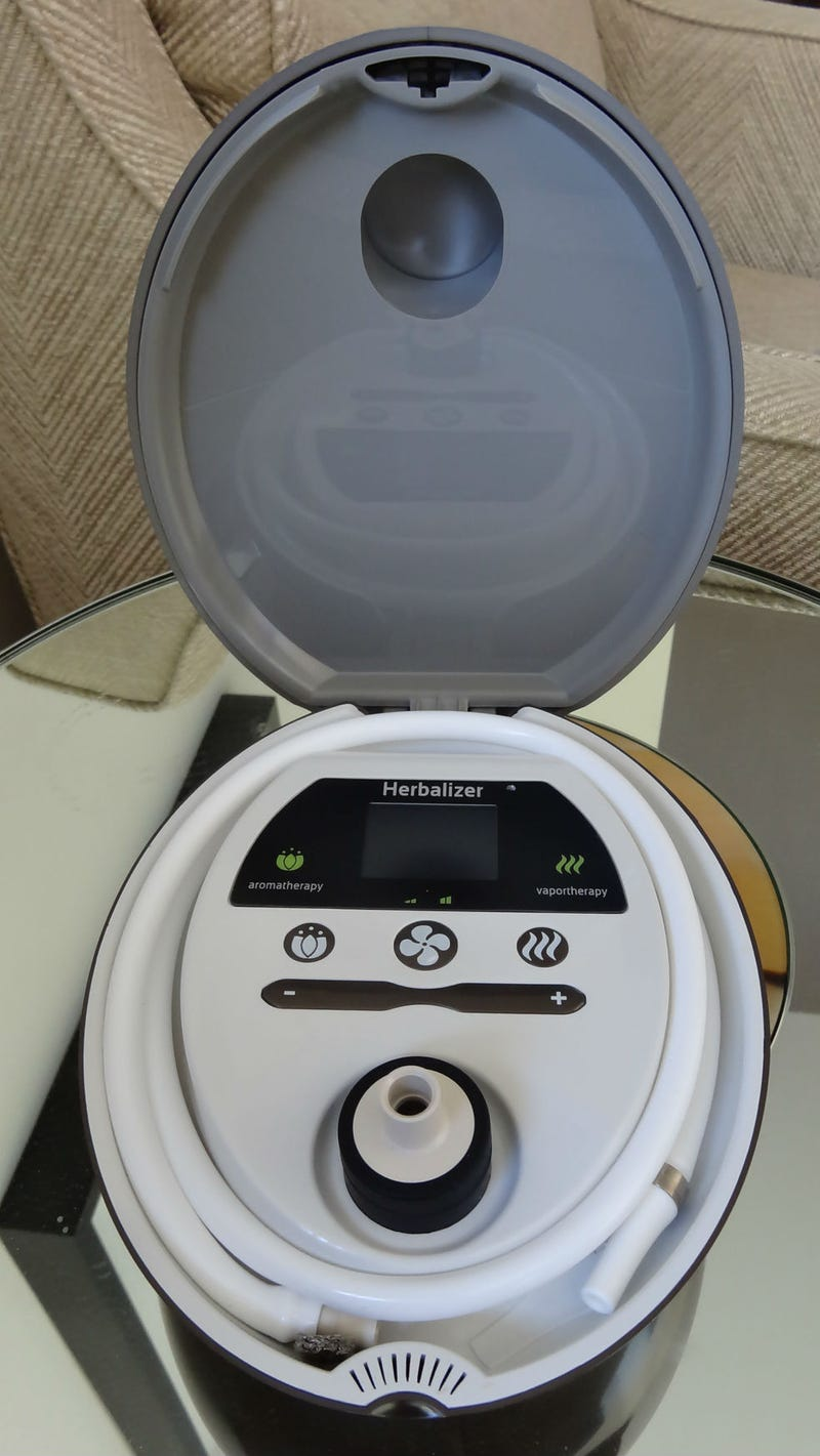 Herbalizer Vaporizer Review: High Times at a High Price