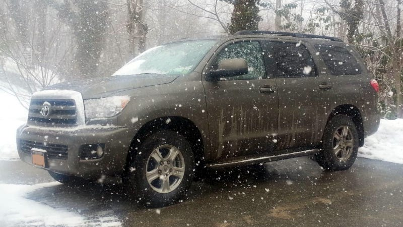 Reader Reminds Us The 2014 Toyota Sequoia Exists, And It Ain't Bad
