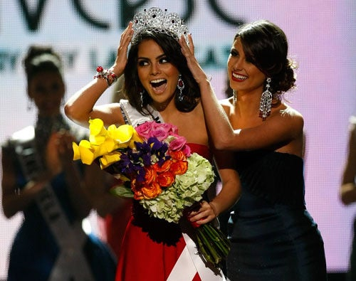 Miss Universe Is Like, OMG You Guys