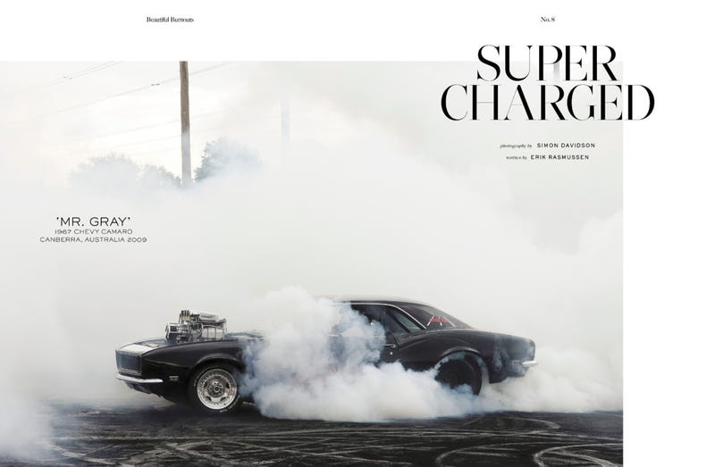 These Gorgeous Pictures Of Australian Burnouts Will Melt Your Brain