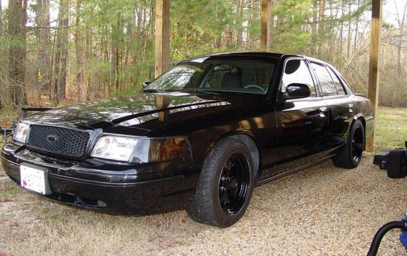 For $8,500, Is This Crown Vic A Perfect Ten?