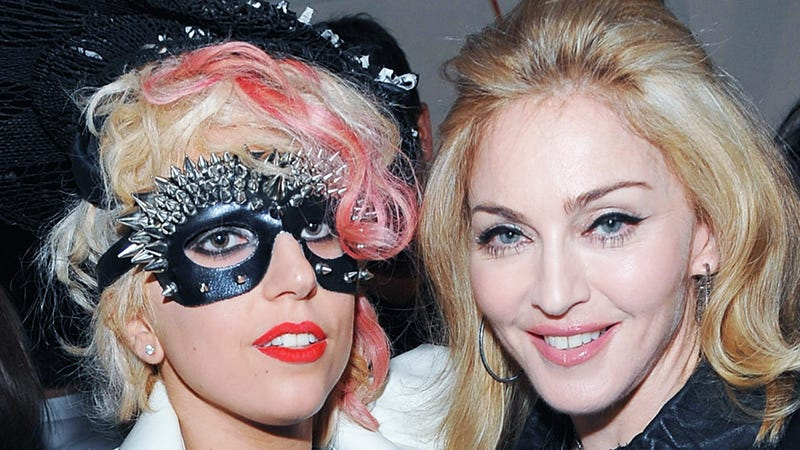 Madonna Haughtily Dismisses Gaga's 'Obsession' With Her?