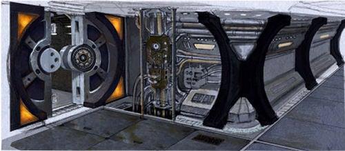 Stargate Concept Art — Reopening The Stargate