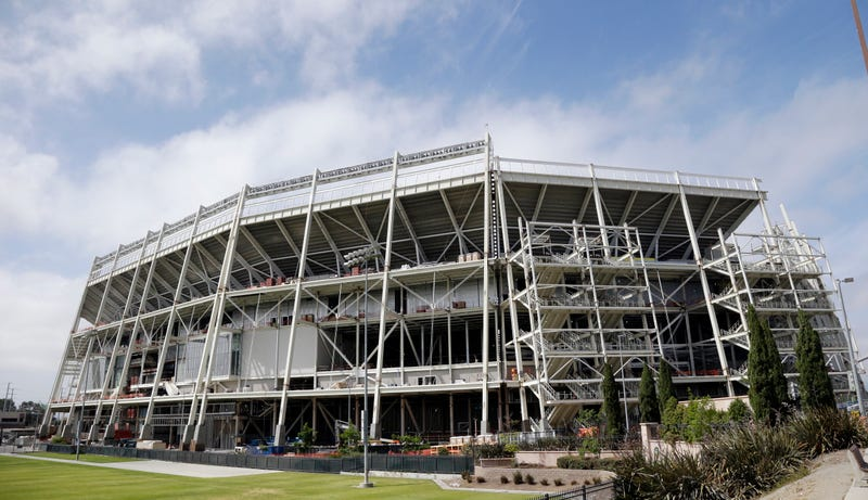 Second Construction Worker In Four Months Dies At New 49ers Stadium