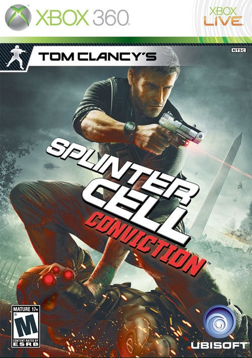Splinter Cell: Conviction Was April's Big Winner [Update]