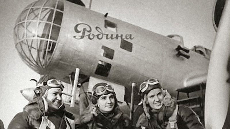 Valentina Grizodubova: The Soviet Amelia Earhart