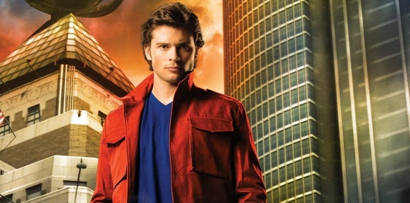 Should Smallville Really Become Superman?
