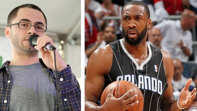 Gilbert Arenas Deletes Account After Twitter Fight, Depriving World Of Free Sneakers And Sexism
