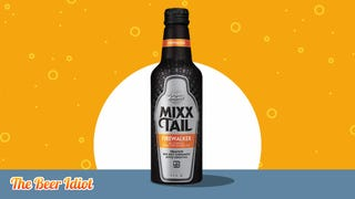 The Beer Idiot: Mixx