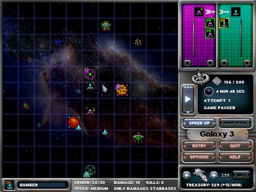 Space War Commander Launches With New Year