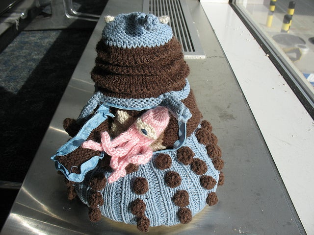 Geeky Knit Images