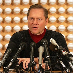 Scott Boras' Land Rover Attacked; Suspects Include Just About Everyone In The World