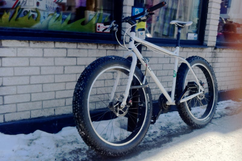 Fat Bikes Are Not for City Riding, You Trendy Asshole You