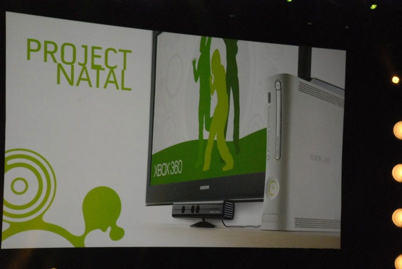 Microsoft Makes You The Motion Controller With Project Natal