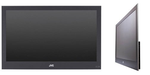 "JVC GD-32X1 32"" HDTV Is a Quarter-Inch Thick (If You Ignore Its Bulbous Ass)"