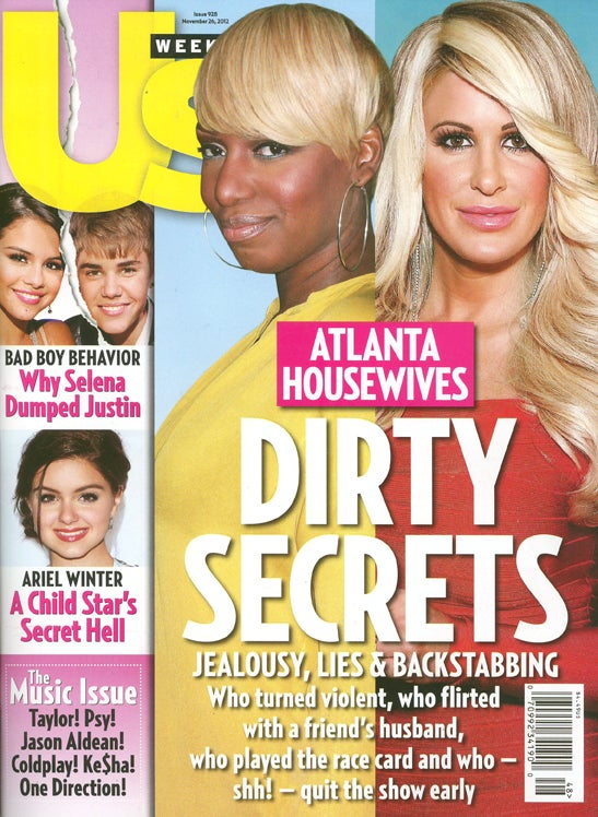 This Week In Tabloids: Mariah Carey Smears La Mer Moisturizer on the Asses of Her Twins