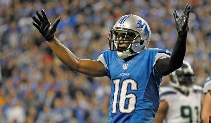 Titus Young Is A Sad Disaster