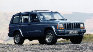 Anyone Got An XJ Cherokee Around LA? Let's Compare It To The New One!