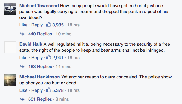 Internet Commenters Able to Detect Political Themes in Seemingly Random Events
