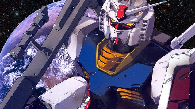 ​Gundam Is Coming To America. All Of It.