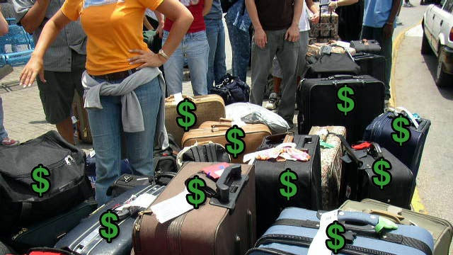 Avoid Ridiculous Baggage Fees, Now at an All-Time High of $400+