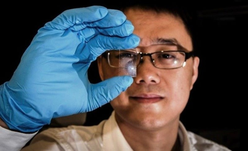 New Graphene Camera Sensors Are 1,000 Times More Sensitive to Light