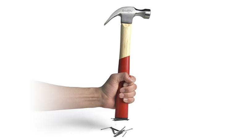 Why Weren't Hammers Designed With Magnetic Handles In the First Place?