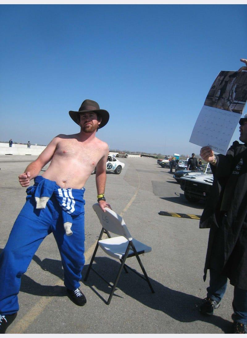 Studs & Spurs, Mime Your Crime: LeMons Penalties Enlighten, Modify Behavior