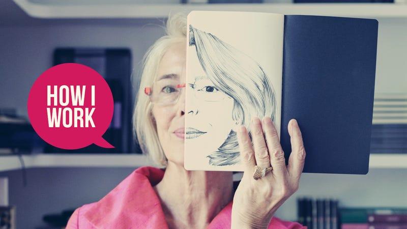 I'm Maria Sebregondi, Co-Founder of Moleskine, and This Is How I Work