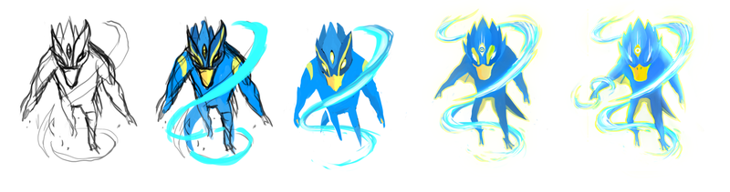 Go for Golduck - Pokemon One a Day!