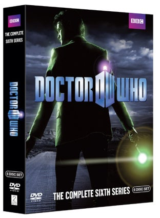 Your Magical First Glimpse at the Bonus Scenes on the Doctor Who Season Six DVDs!