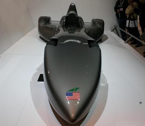 Delta Wing Racer