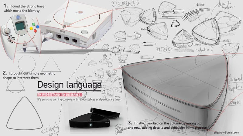 A Dreamcast 2 Could Have Looked Like This