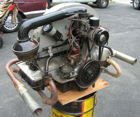 Workhorse Engine of the Day: Volkswagen Air-Cooled