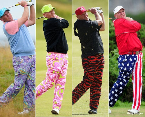 Weekend Winner: John Daly's Pants