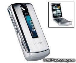 Verizon's LG VX8700 Reviewed (Verdict: A Decent and Shiny Multimedia Phone)