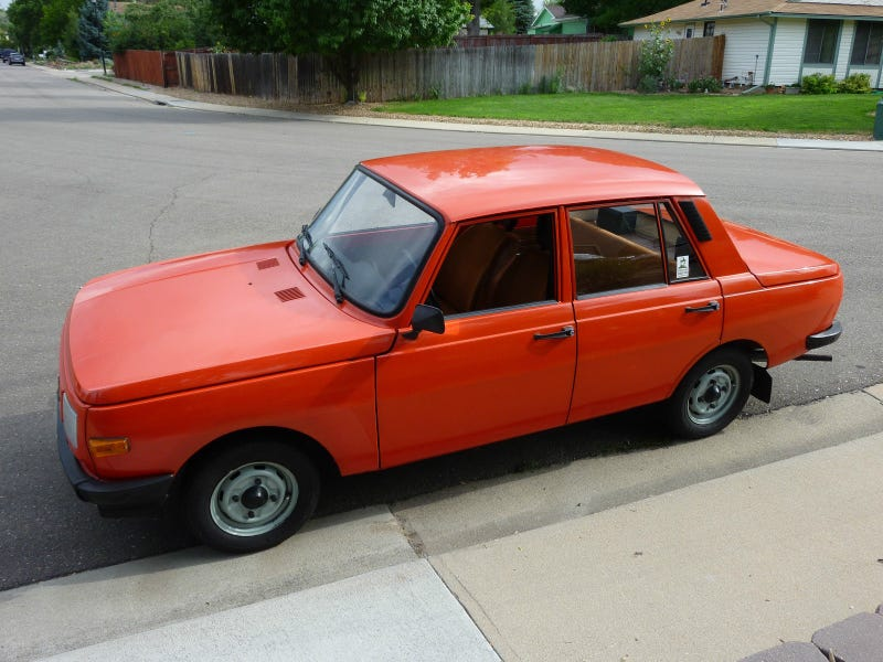 Would You Pay $4,500 For a 1977 Wartburg 353W?