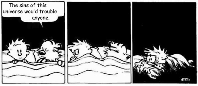 Calvin & Hobbes and Dune is a surprisingly great combination