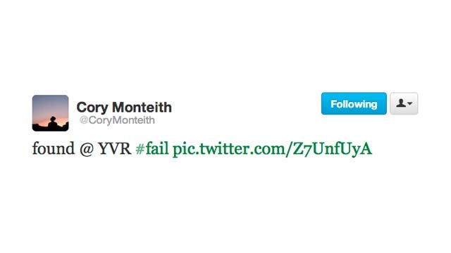 Cory Monteith Is Catching a Plane in Terminal P(enis)