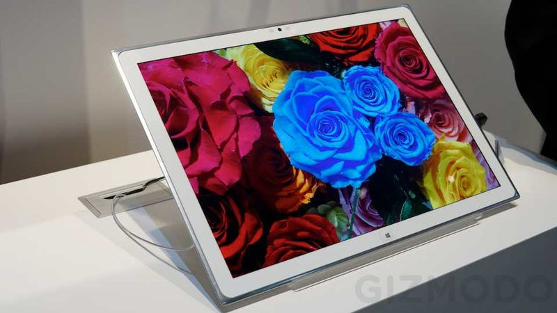 Panasonic 4k Tablet Hands-On: Unbelievable Tiny Details Make Windows 8 Lag Like Hell