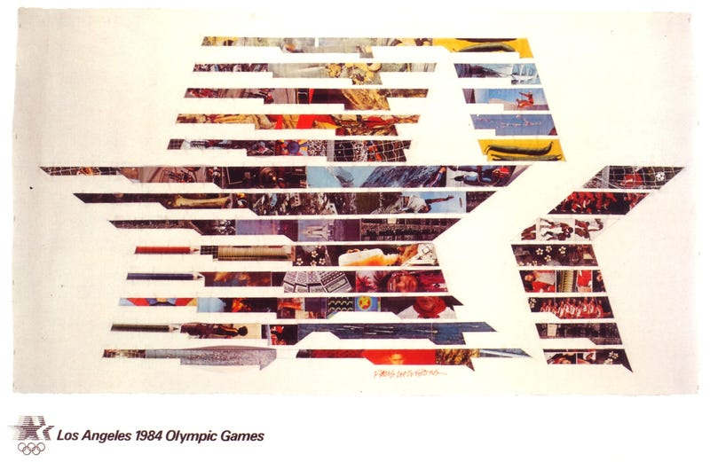 Beautifully Designed Olympic Posters from 1896 to Today